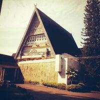 Photo taken at Museum Sumatera Utara by Aakhwan on 6/30/2013