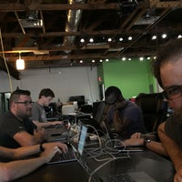Photo taken at Gangplank HQ by Chris M. on 3/23/2016