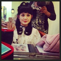 Photo taken at Evergreen Salon by Nanda M. on 1/5/2014