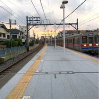 Photo taken at Sugano Station (KS15) by hidekazu on 6/8/2016