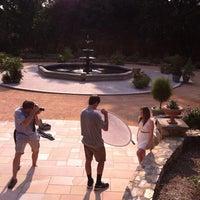 Photo taken at Sarah P. Duke Gardens by Lisa H. on 7/18/2013