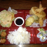 Photo taken at Shogun Japanese Restaurant by Amanda R. on 6/27/2013