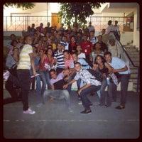 Photo taken at Colegio Gregorio Hernández by Fernando Jose B. on 12/14/2012