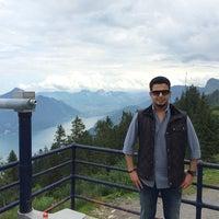 Photo taken at Klewenalp Ski Resort by Just..Barrak😎 on 8/2/2014
