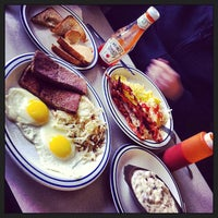 Photo taken at DK Diner by Stephanie R. on 12/21/2012