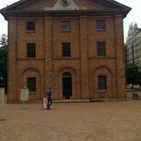 Photo taken at Hyde Park Barracks Museum by Chris W. on 7/17/2013