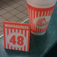 Photo taken at Whataburger by Art C. on 11/5/2012