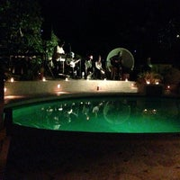 Photo taken at Geejam Hotel by Keith W. on 5/10/2014