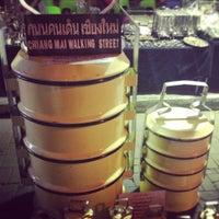 Photo taken at Chiangmai Walking Street by Moo B. on 9/30/2012