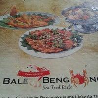 Photo taken at Bale Bengong by Meuthia K. on 10/8/2015