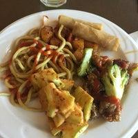Photo taken at Goji Cafe by Don N. on 8/31/2015