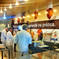 Photo taken at Restaurante Escola SENAC by Bruno C. on 10/23/2013