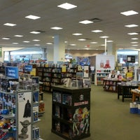 Photo taken at Barnes & Noble by Tom on 4/7/2013