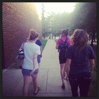 Photo taken at Drake University by Lizzy S. on 5/16/2013