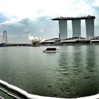 Photo taken at The Singapore Flyer by jesse c. on 5/30/2013