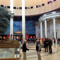 Photo taken at Abraham Lincoln Presidential Museum by Ann R. on 4/4/2013