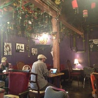 Photo taken at UnUrban Coffee House by Raquel K. on 3/17/2013