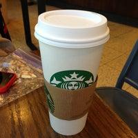 Photo taken at Starbucks by TJ C. on 4/20/2013