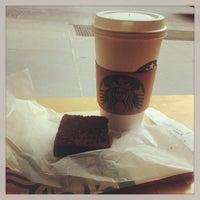 Photo taken at Starbucks by Nikolay S. on 3/3/2013