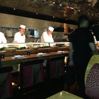 Photo taken at Nobu by Chelsea P. on 7/27/2013