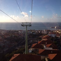 Photo taken at Teleférico do Funchal by Laura H. on 12/15/2012