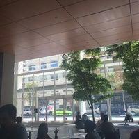 Photo taken at 101 Second Street Atrium by Nima E. on 7/28/2016