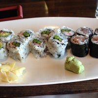 Photo taken at Thai Green & Sushi by Tracy S. on 6/19/2014