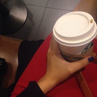 Photo taken at Starbucks by Наталья М. on 8/15/2016