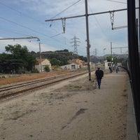 Photo taken at Gare SNCF de Saint-Louis-les Aygalades by Filin M. on 6/9/2016