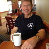 Photo taken at Caribou Coffee by Larry D. on 3/1/2013