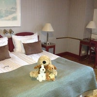 Photo taken at Best Western Premier Hotell Kung Carl by Kristoffer A. on 1/15/2013