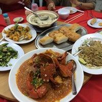 Photo taken at Super Crab Porridge by Charm M. on 11/14/2014