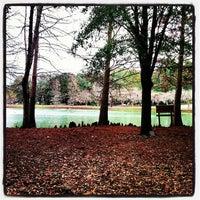 Photo taken at Lake Ella by Helena C. on 12/20/2012