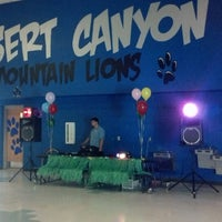 Photo taken at Desert Canyon Middle School by Thomas A. on 5/23/2013