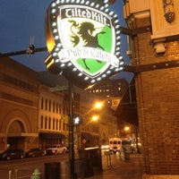 Photo taken at Tilted Kilt Indianapolis by James R. on 11/3/2012