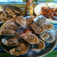 Photo taken at Tidewater Grill by Matthew S. on 1/19/2013