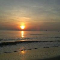 Photo taken at Suan Son Pradipat Beach by Araya P. on 12/30/2012