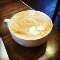 Photo taken at Dark Matter Coffee (Star Lounge Coffee Bar) by Jenny P. on 3/13/2013