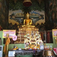 Photo taken at Wat Rai King (Wat Mongkhon Chindaram) by Duen D. on 3/22/2013