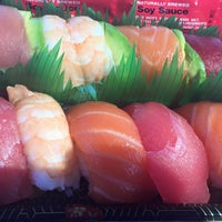 Photo taken at Asahi Sushi by JB B. on 3/4/2016