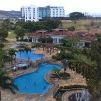 Photo taken at Real Intercontinental San José, Costa Rica by Javier S. on 4/13/2013