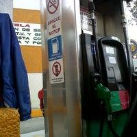 Photo taken at Gasolinería by Princessa Hermossa H. on 10/12/2012