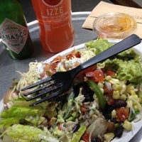Photo taken at Chipotle Mexican Grill by Afiya H. on 2/22/2013