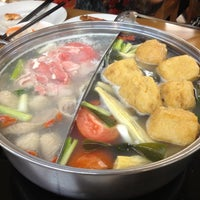 Photo taken at Oceanview Buffet Hot Pot by Tom L. on 10/1/2012