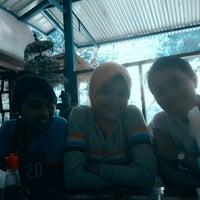 Photo taken at RM Ikan Mujair Pak Bagong by Oryza S. on 6/8/2014