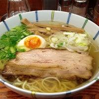 Photo taken at 麺屋 ひょっとこ by Keita N. on 1/9/2013