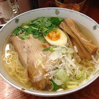 Photo taken at 麺屋 ひょっとこ by Keita N. on 4/12/2013