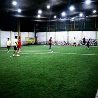Photo taken at De Futsal by Alexander B. on 4/12/2013