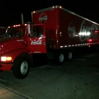 """Photo taken at Coca Cola Refreshments by """"BIG"""" R. on 2/13/2013"""