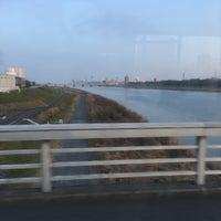 Photo taken at 滝尾橋 by ぷに さ. on 12/26/2015